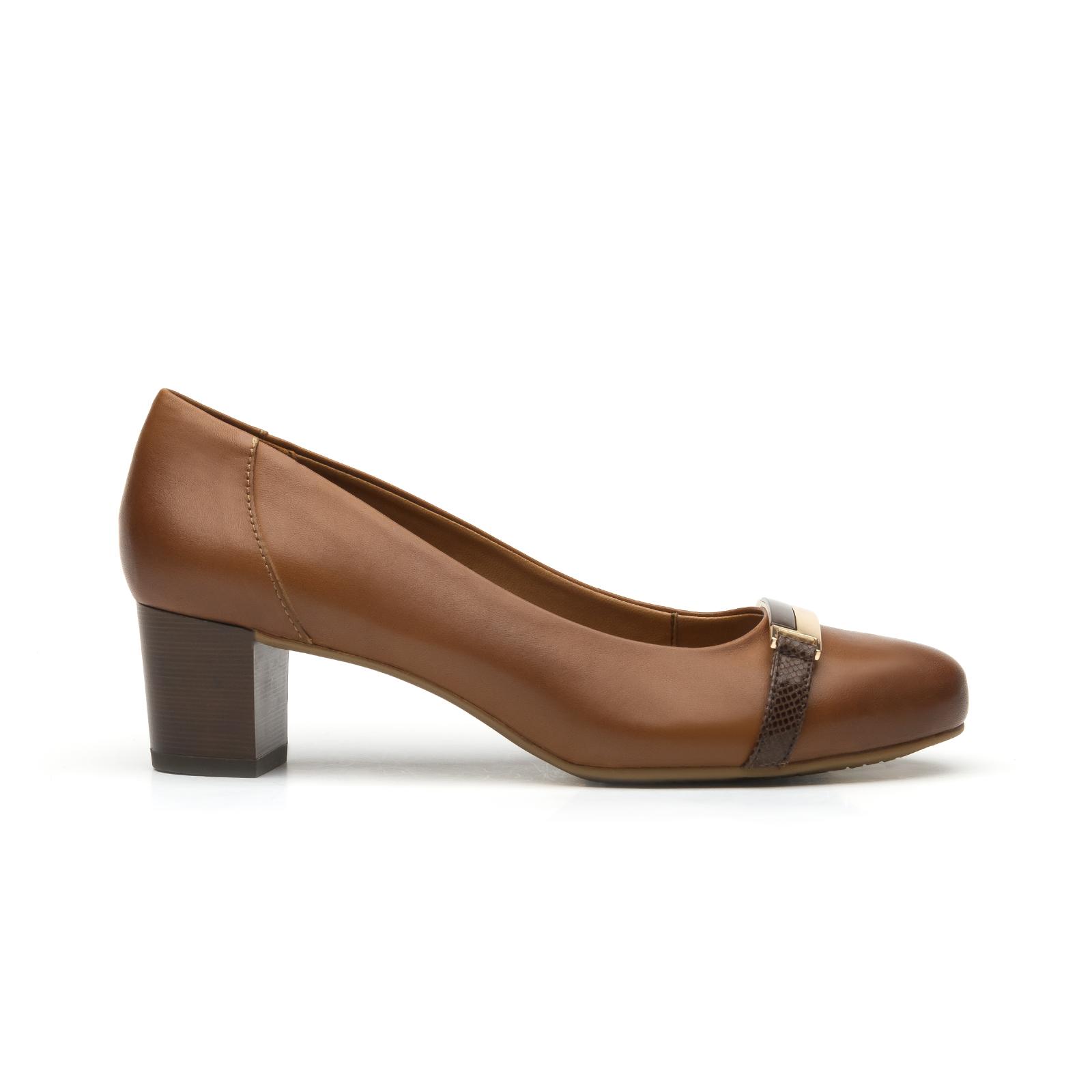 Nany 47402 In Brandy Women S Pump Flexi Shoes United