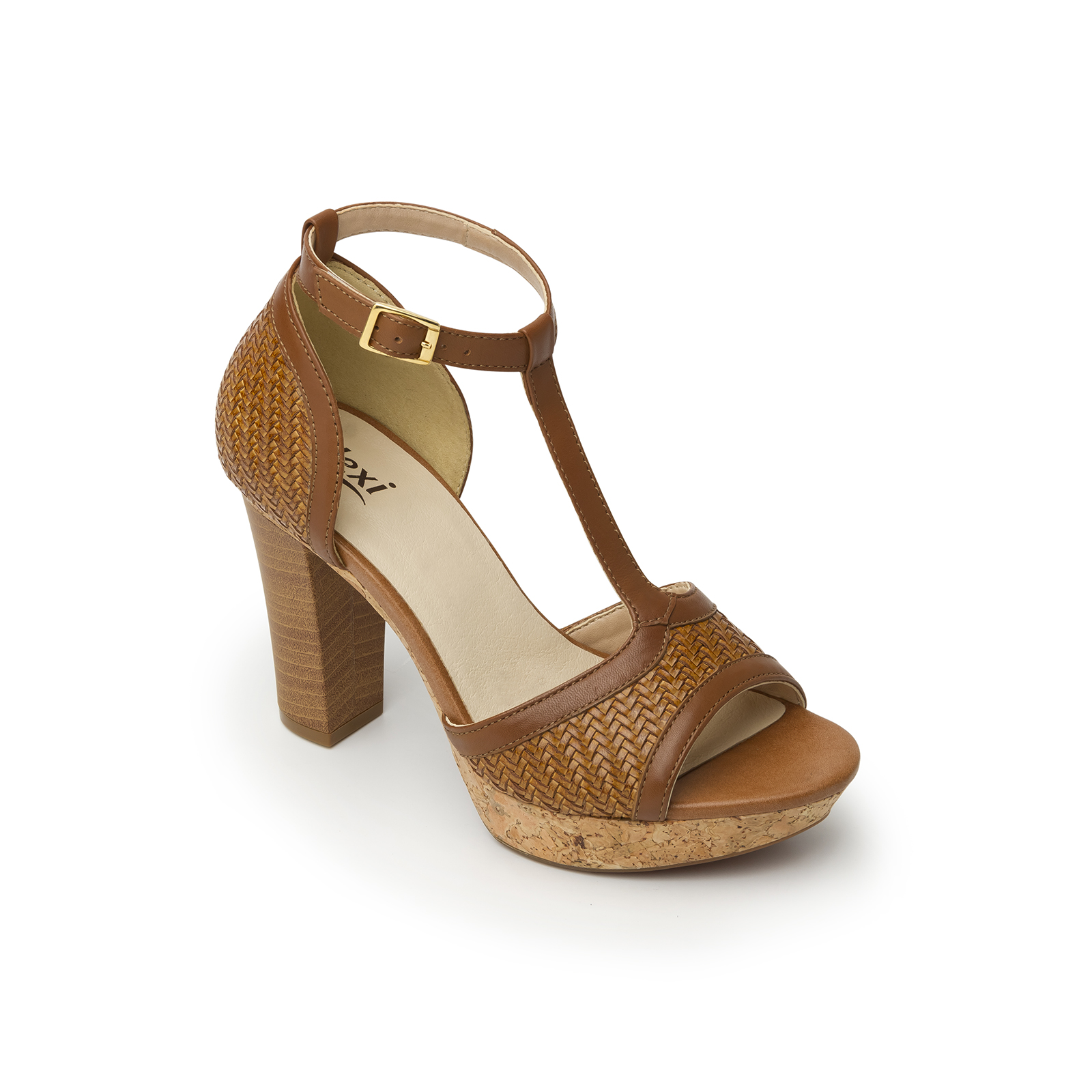 Chic 32011 In Cafe Womens Pumps Flexi Shoes United States