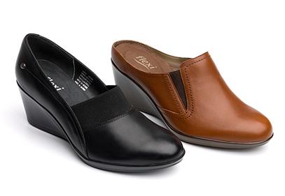f5f162b0b4e Para hacer el súper, para trabajar, para las jornadas agotadoras con los  niños, para viajar o simplemente para estar en casa, con zapatos de tacón  corrido ...